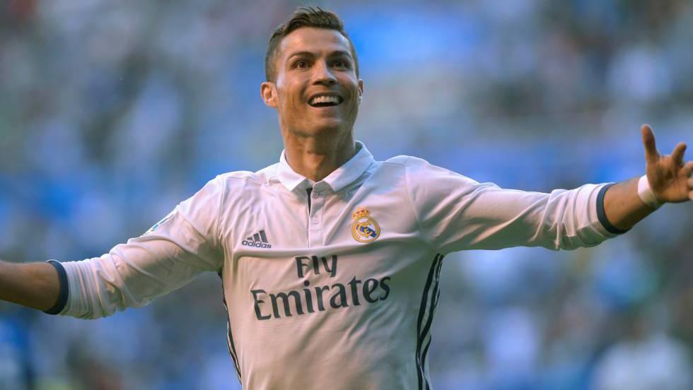 Historia Y Biografia De Cristiano Ronaldo