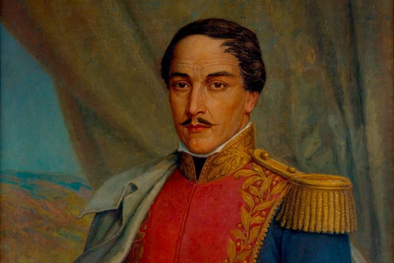 Biografía de Francisco de Paula Santander