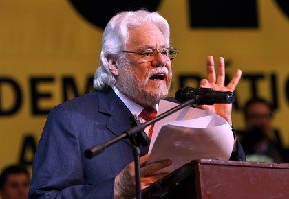 Biografía de Carlos Gaviria