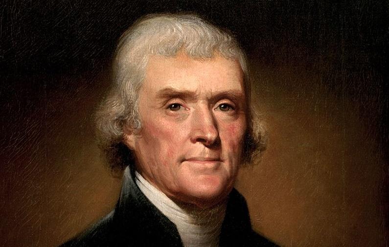 Biografía de Thomas Jefferson