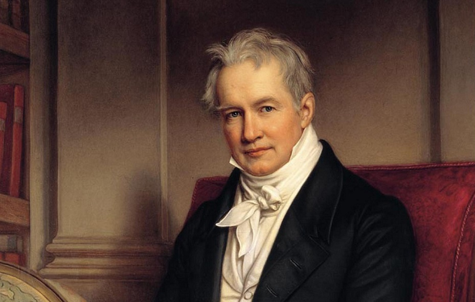 Biografía de Alexander von Humboldt