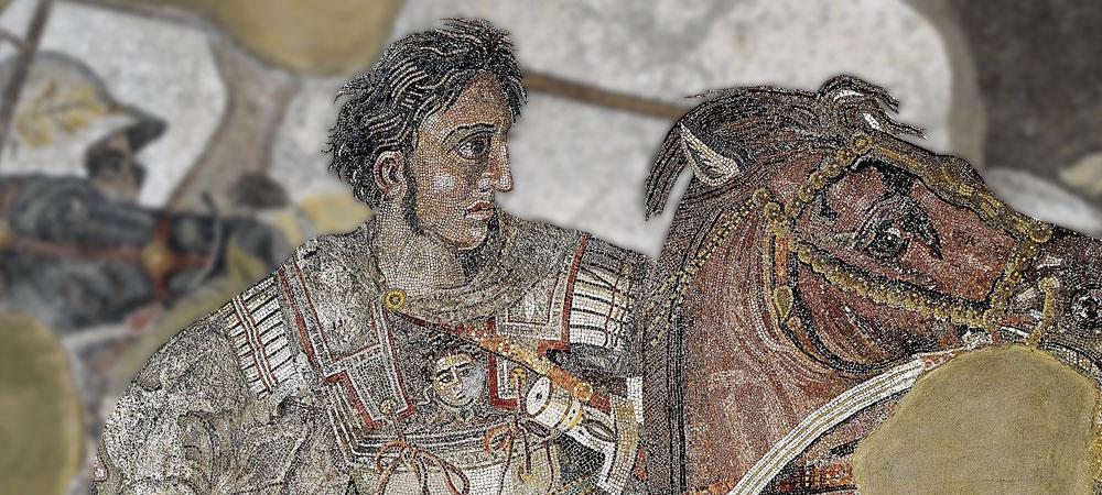 Biografía de Alejandro Magno