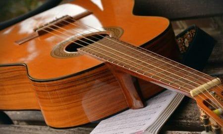 Historia de la Guitarra