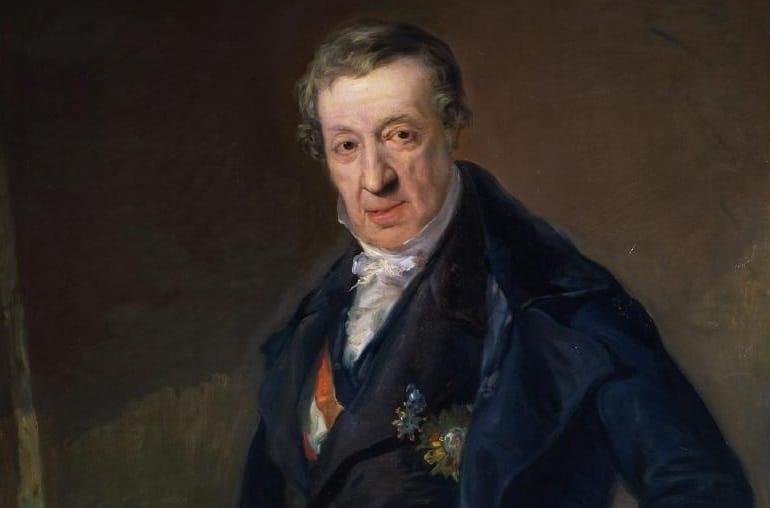 Biografía de Vicente López Portraña