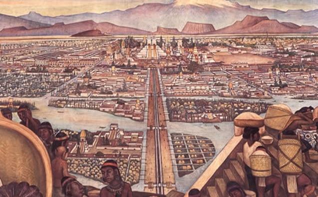 Historia de los Aztecas