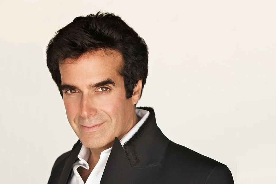 Biografía de David Copperfield