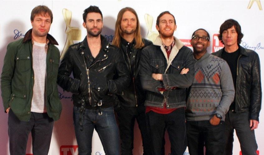 Historia de Maroon 5