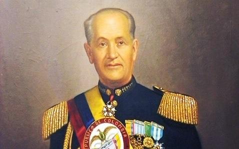 Resultado de imagen para Fotos de la muerte de Gustavo Rojas Pinilla