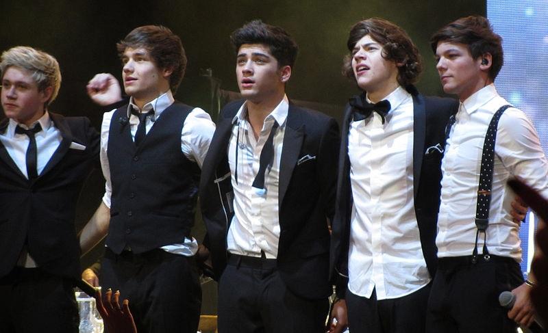 Historia de One Direction