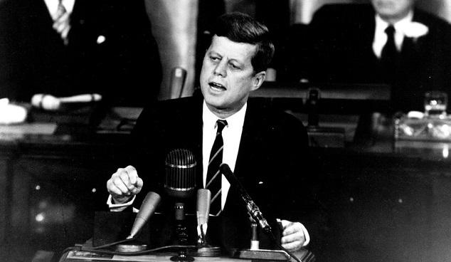 Biografía de John F. Kennedy