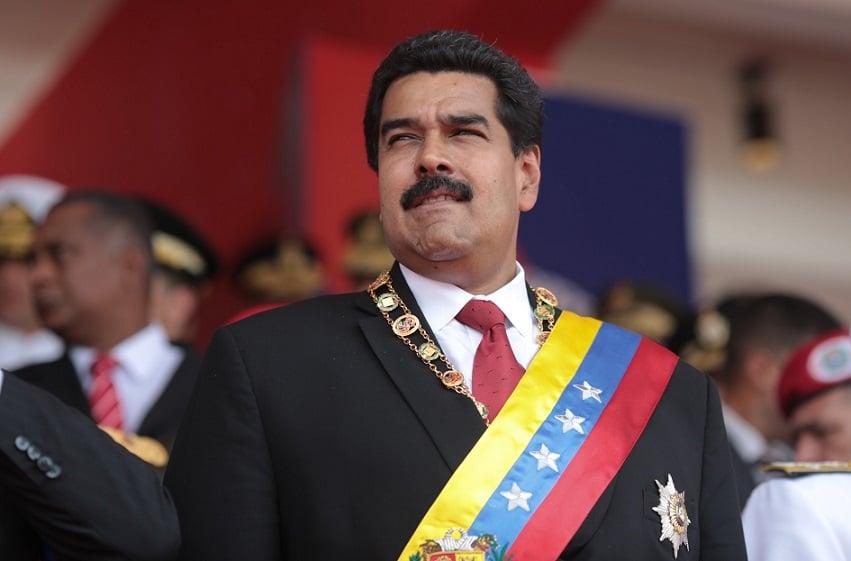 Biografía de Nicolás Maduro