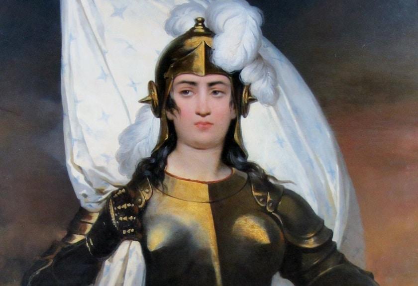 Biografía de Juana de Arco