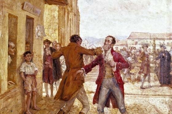 Historia del grito de Independencia de Colombia