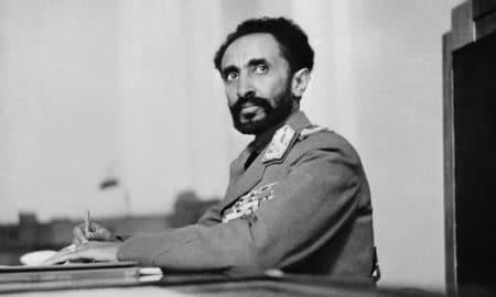 Biografía de Haile Selassie