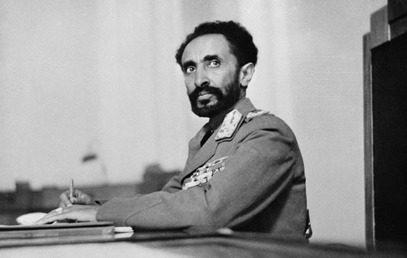 Historia y biografía de Haile Selassie