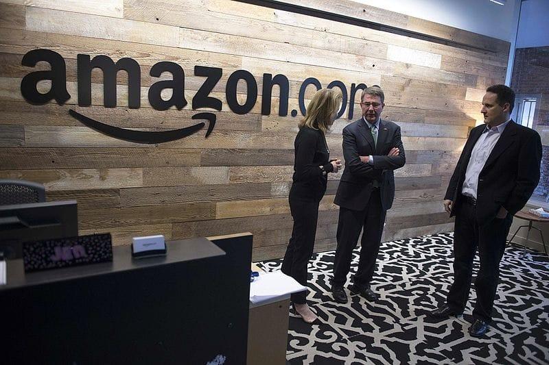 Historia y biografía de Historia de Amazon