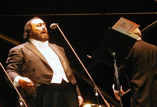 Biografía de Luciano Pavarotti