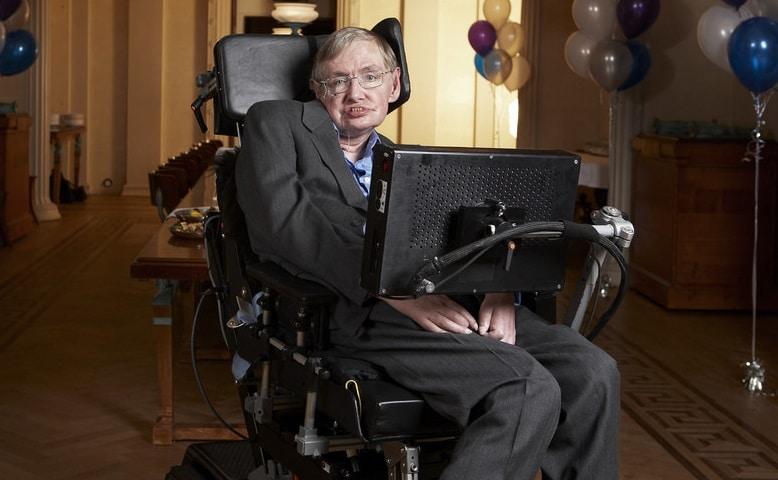 Biografía de Stephen Hawking