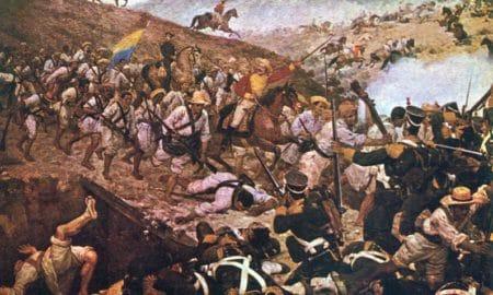 Historia de la Batalla de Boyacá