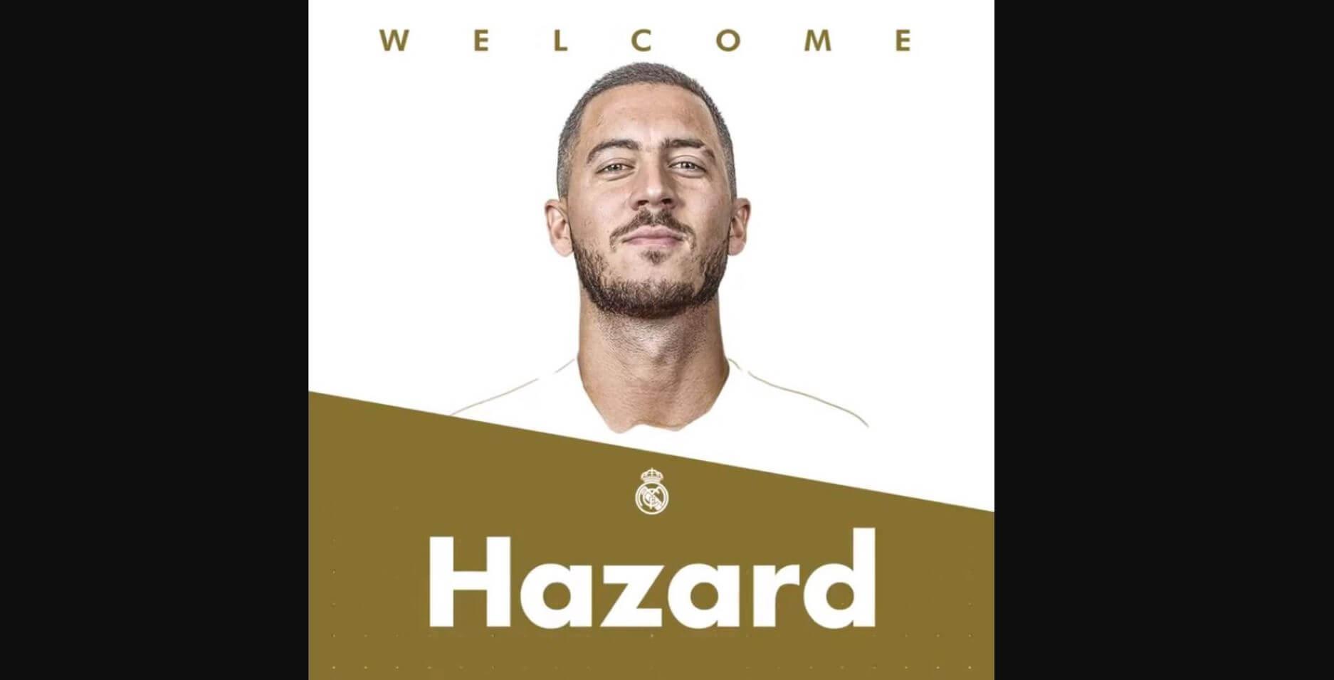 Eden Hazard-Real Madrid