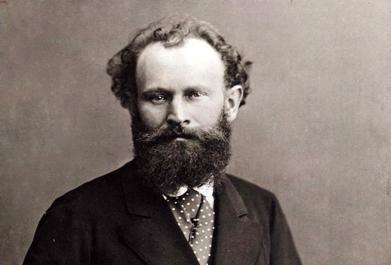 Biografía de Édouard Manet