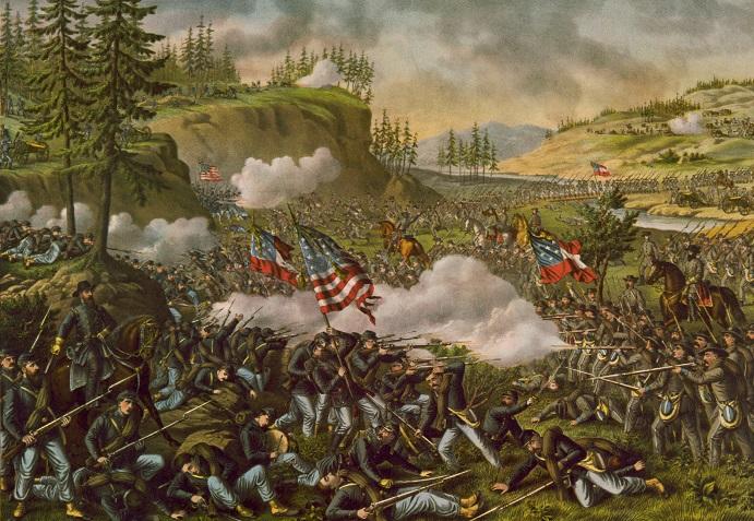 Historia de la Guerra Civil estadounidense