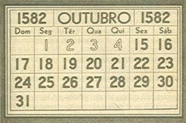 Historia del Calendario gregoriano