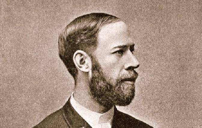 ผลการค้นหารูปภาพสำหรับ Heinrich Rudolf Hertz