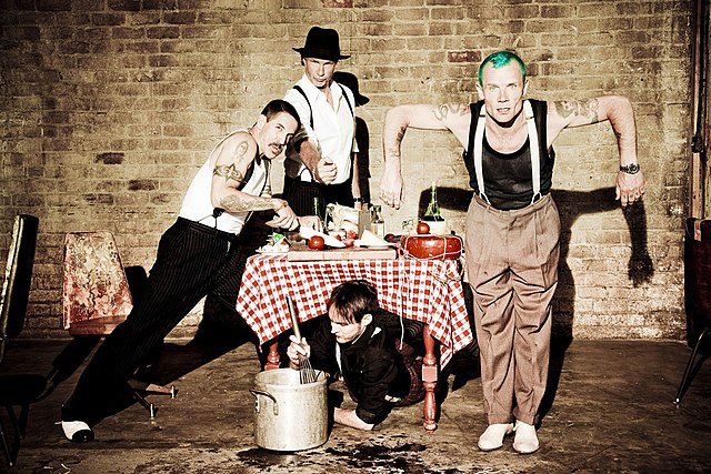 Historia de Red Hot Chili Peppers