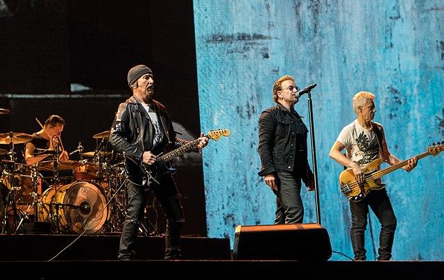 Historia de U2