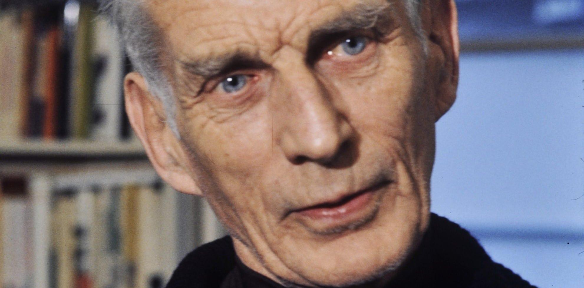 Biografía de Samuel Beckett