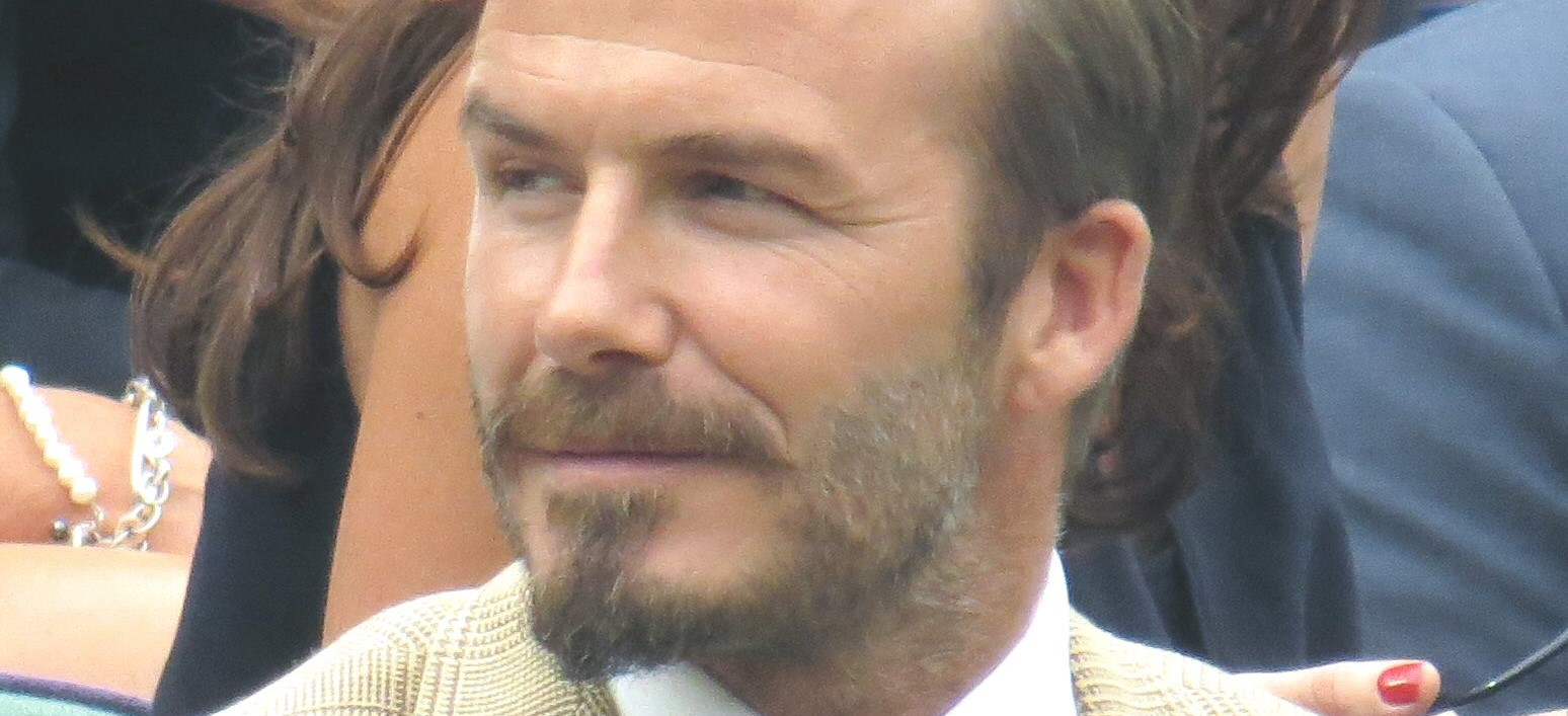 Biografía de David Beckham