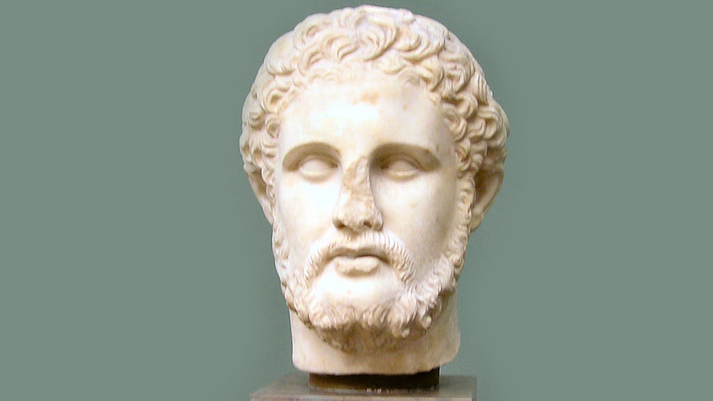 Biografía de Filipo II de Macedonia