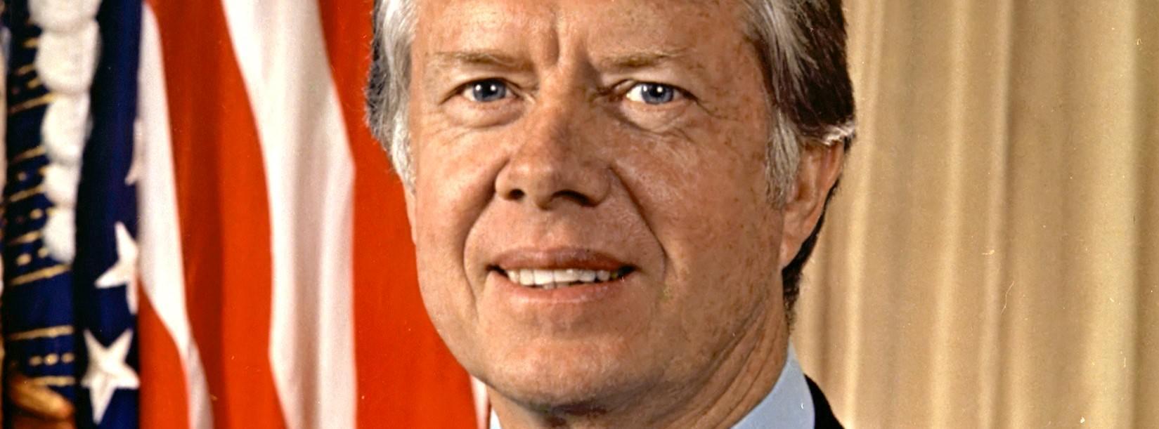 Biografía de Jimmy Carter