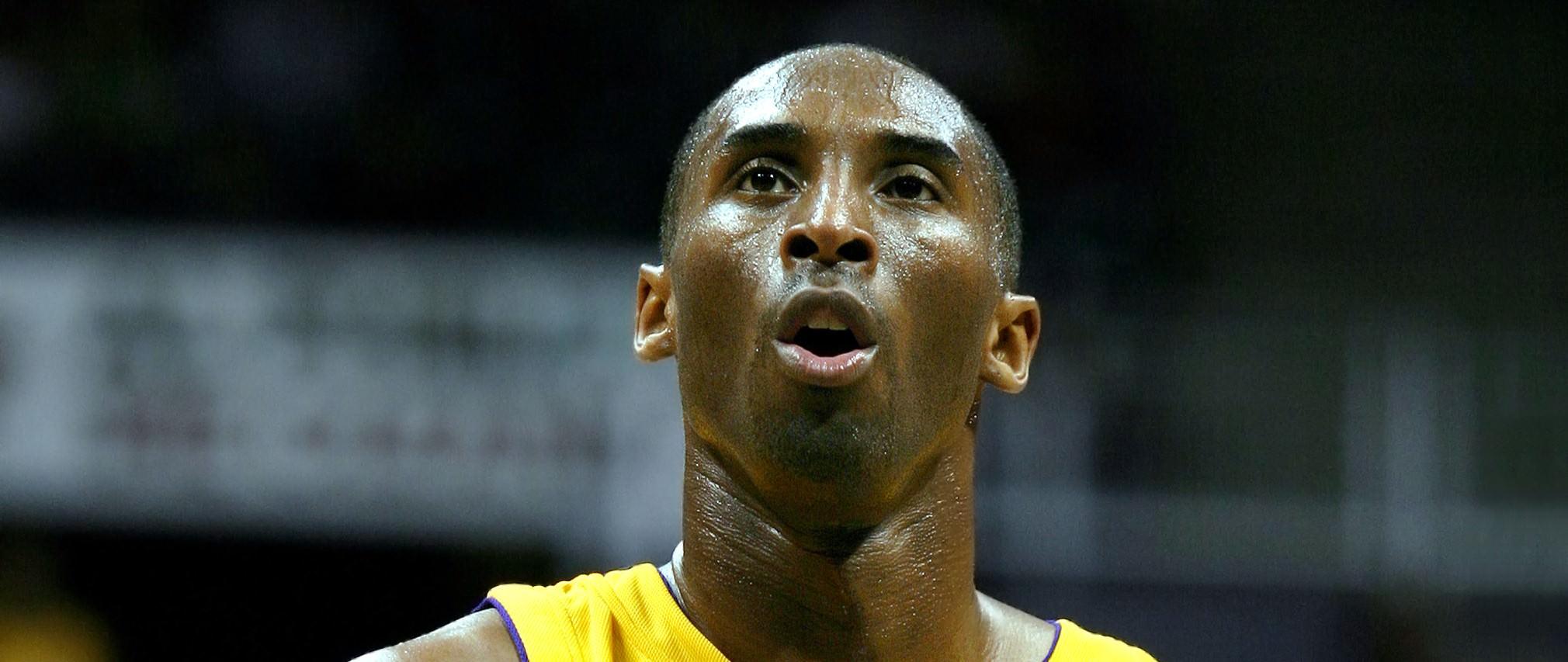 Biografía de Kobe Bryant