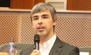 Biografía de Larry Page