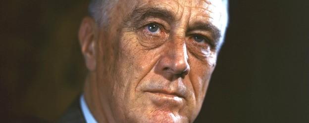 Biografía de Franklin D. Roosevelt