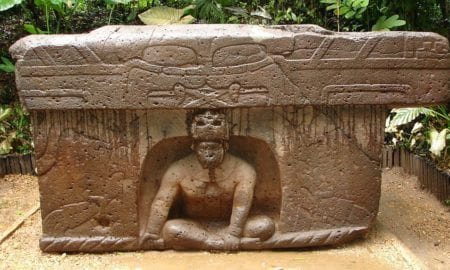 Historia de los Olmecas