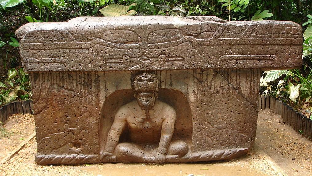 Periodo Preclásico: Los Olmecas. video toltecapsulas