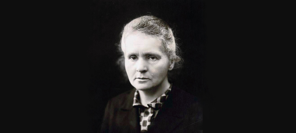 Biografía de Marie Curie
