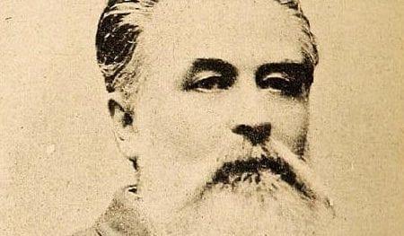 Biografía de Daniel Barros Grez