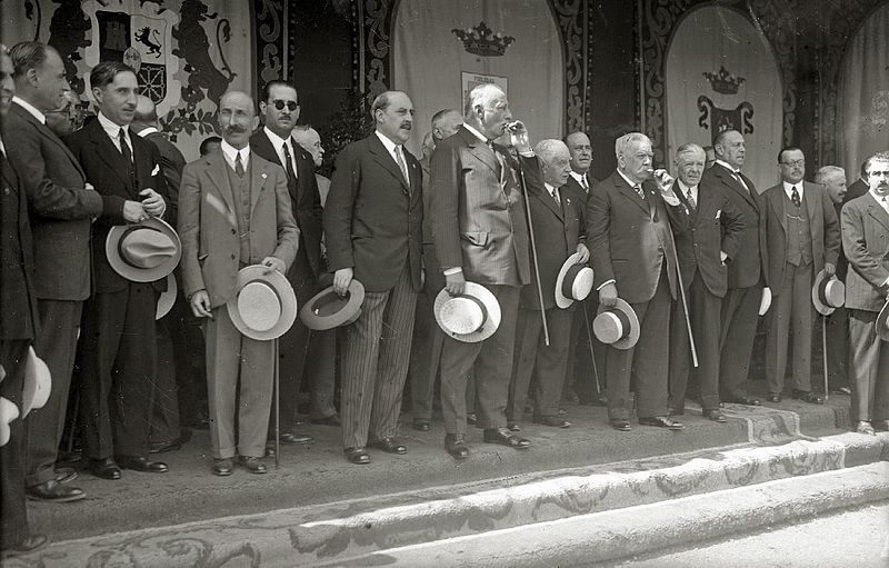 Historia de la dictadura de Primo de Rivera