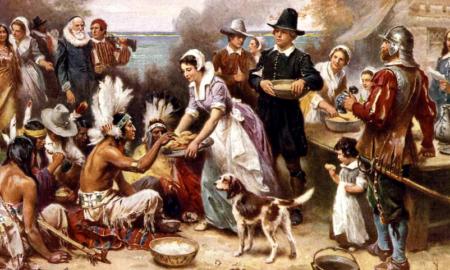 Historia del Día de acción de gracias