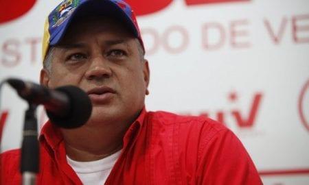 Biografía de Diosdado Cabello