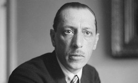 Biografía de Ígor Stravinski