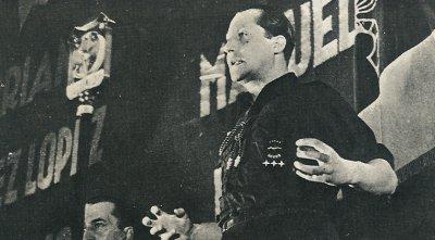 Biografía de Antonio Primo de Rivera
