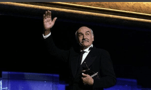 Biografía de Sean Connery