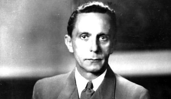 Biografía de Joseph Goebbels