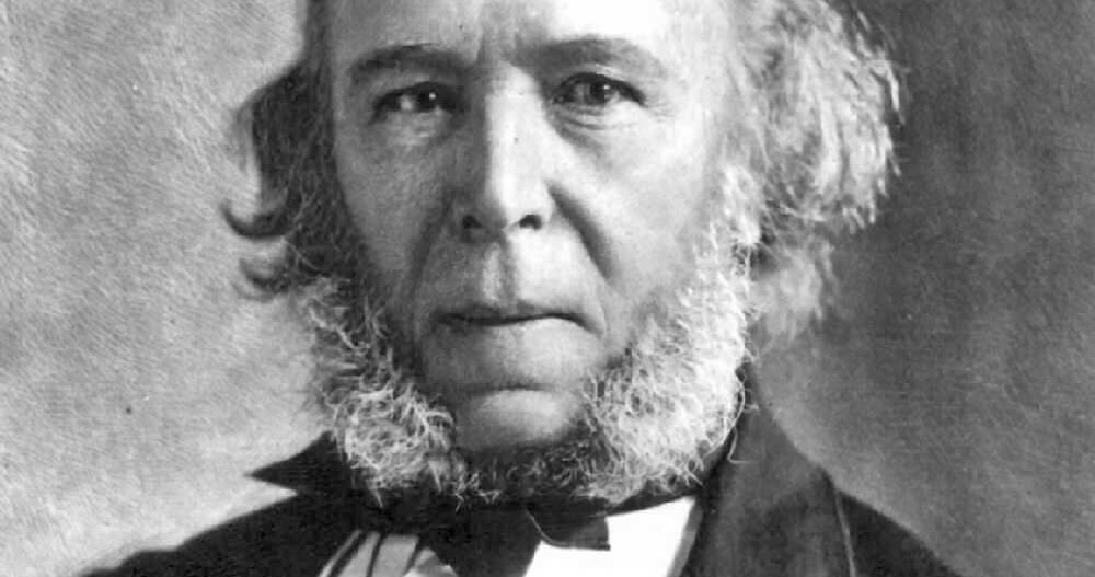 Biografía de Herbert Spencer