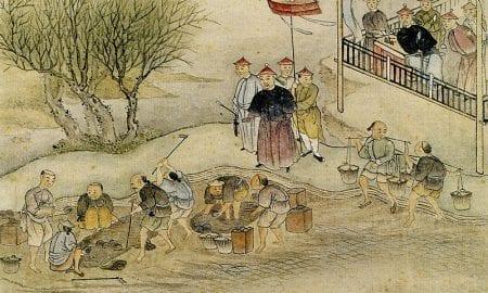 Historia de la guerra del opio